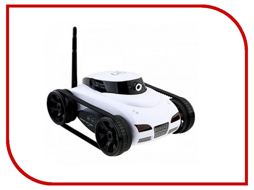 Радиоуправляемая игрушка Happy Cow i-SPY TANK RFP-0007-01 R12575<br>