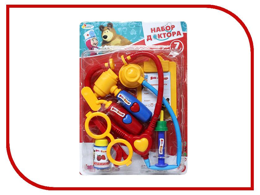 Игра Играем вместе Маша и Медведь Набор доктора 1094PSTA-R