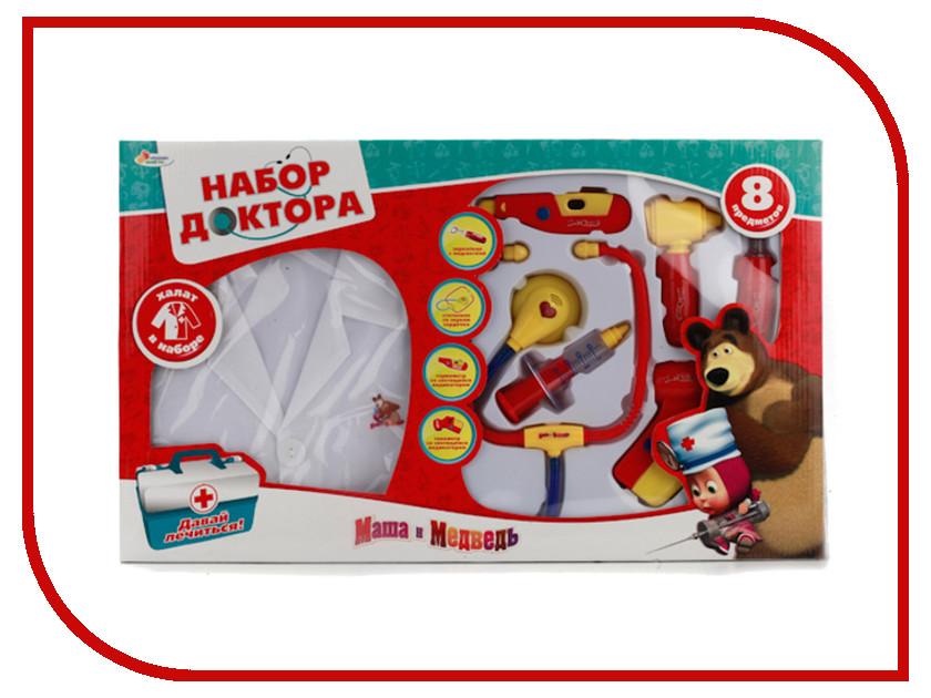 Игра Играем вместе Маша и Медведь Набор доктора A27821-R