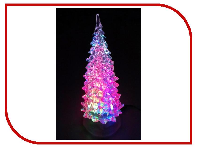 Новогодний сувенир Ёлочка Северное сияние USB Orient 341N<br>