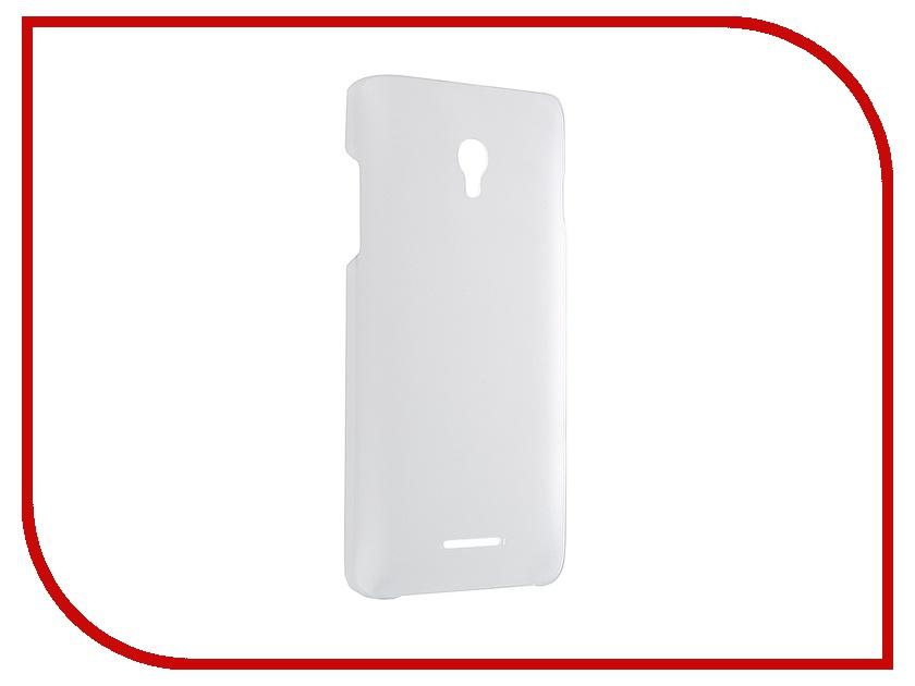 Аксессуар Чехол Alcatel OneTouch 5022D POP Star TS5022 Translucent Shell Transparent AR-TS5022