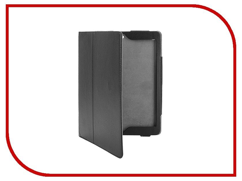 Аксессуар Чехол APPLE iPad Air 2 IT Baggage иск. кожа Black ITIPAD52-1<br>