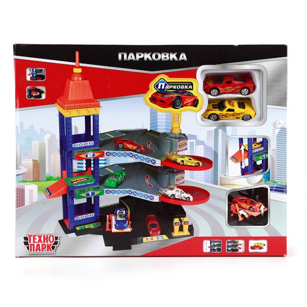 Игрушка Технопарк 32524-R игрушка технопарк трамвай 1079bc r