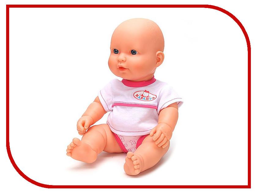 Кукла Карапуз 1402R куклы карапуз кукла карапуз принцесса рапунцель 25 см