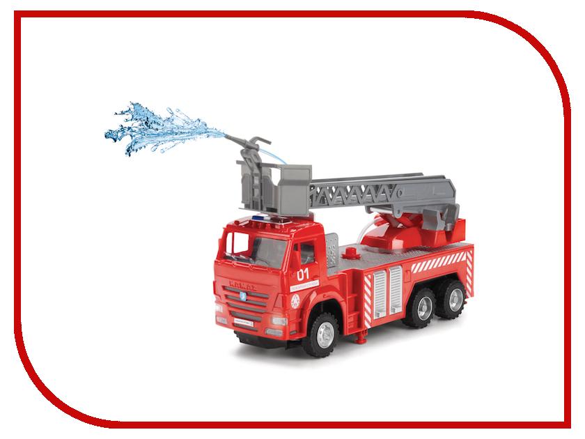 Радиоуправляемая игрушка Технопарк Пожарная Машина KAM-F-RC