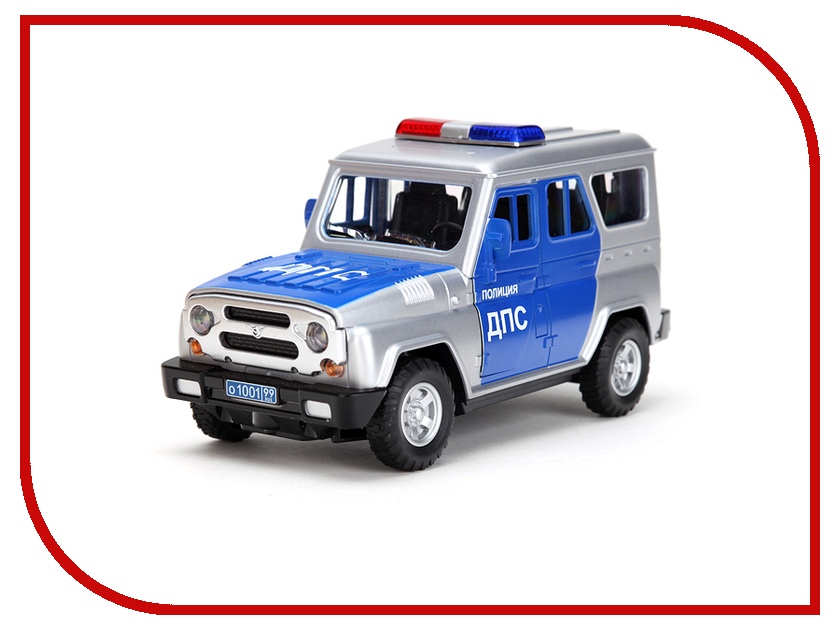 Игрушка Технопарк УАЗ Hunter UAZ-RC-1 технопарк автомобиль uaz hunter пожарная служба