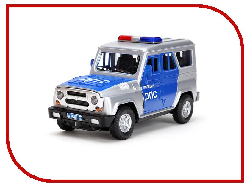 Игрушка Технопарк УАЗ Hunter UAZ-RC-1 машинки autotime машина uaz hunter спецназ