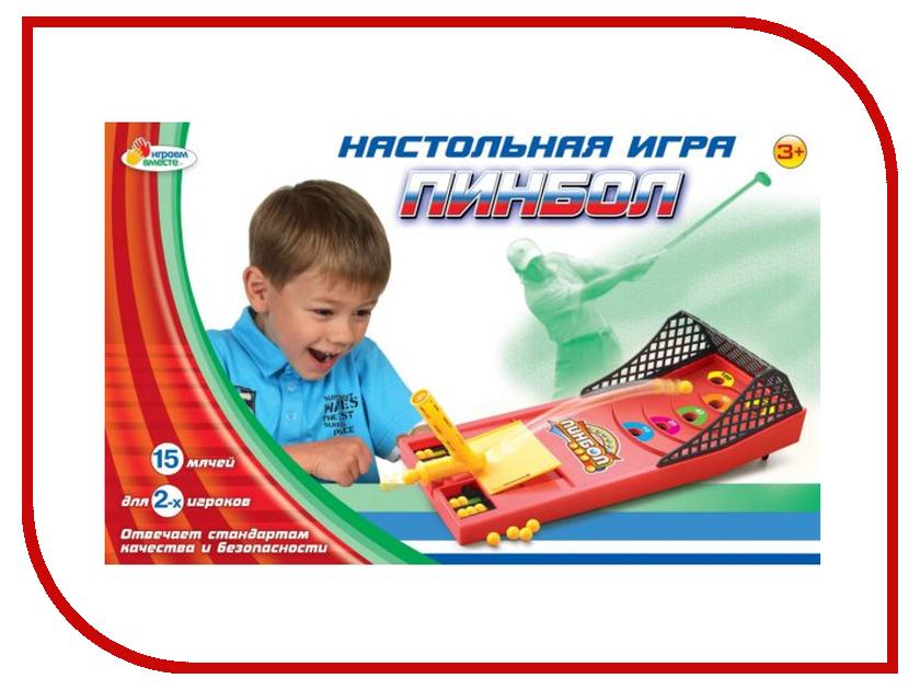 Настольная игра Играем вместе Пинбол B515572-R<br>