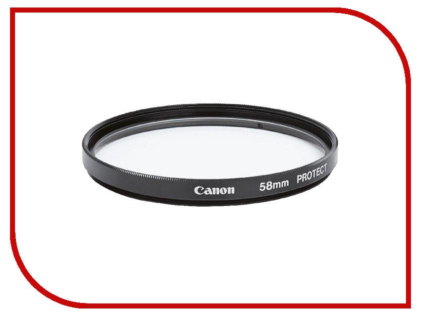 Светофильтр Canon 58mm 2595A001<br>