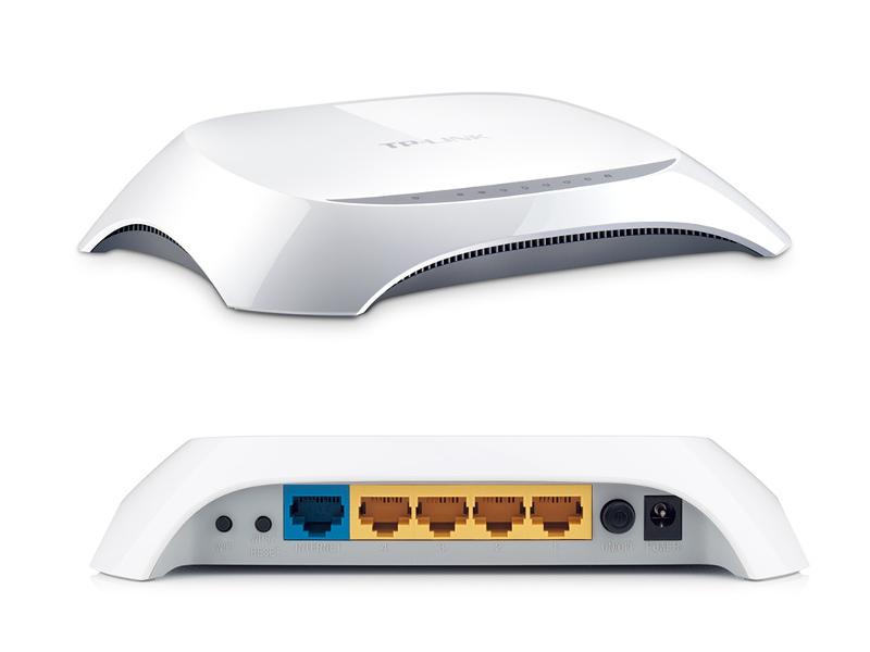 Wi-Fi роутер TP-LINK TL-WR840N wi fi роутер tp link tl er604w