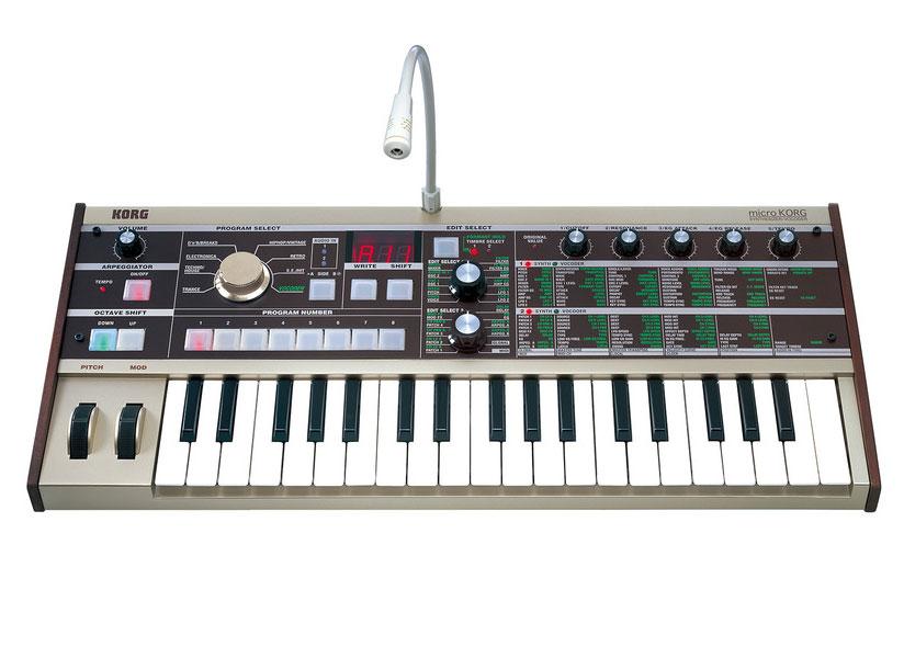 Синтезатор KORG microKORG MK-1 korg pa1000