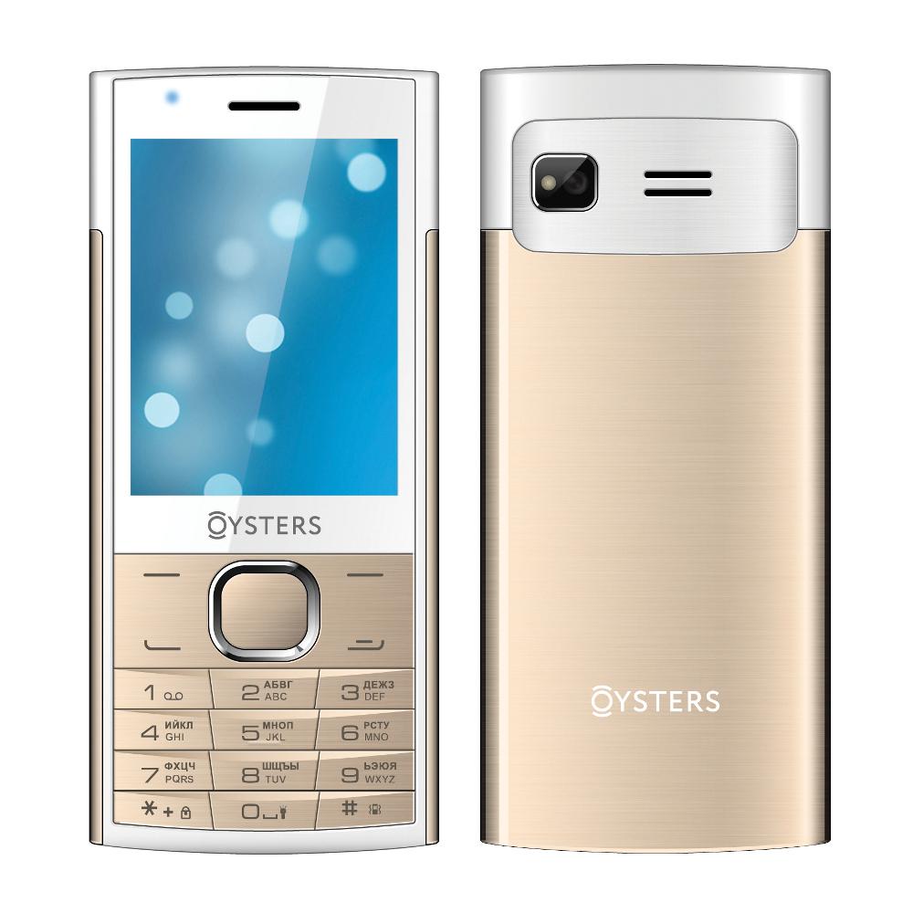 Сотовый телефон Oysters Sochi Gold<br>