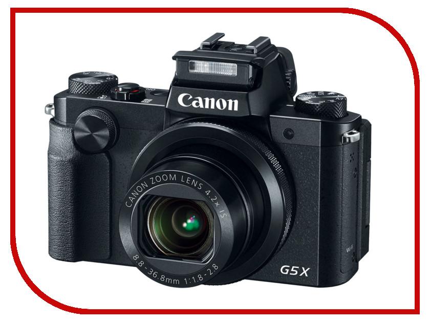 Фотоаппарат Canon PowerShot G5 X фотоаппарат