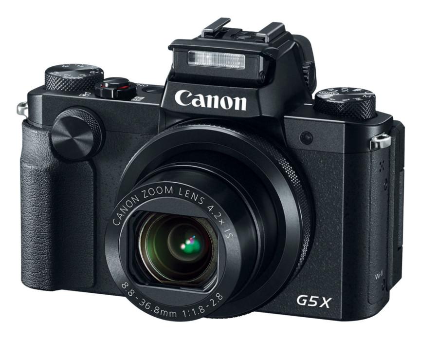 Фото - Фотоаппарат Canon PowerShot G5 X фотоаппарат