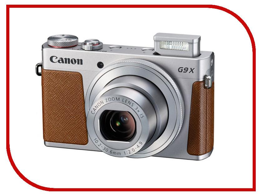 Фотоаппарат Canon PowerShot G9 X Silver<br>