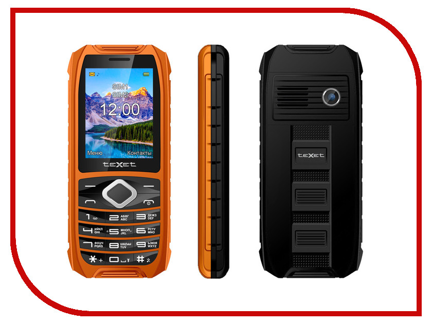 Сотовый телефон teXet TM-508R