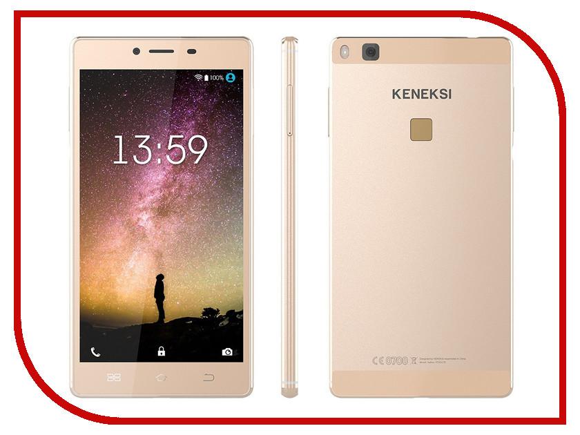 Сотовый телефон KENEKSI Helios Gold<br>