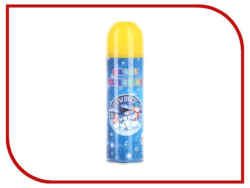 Новогодний сувенир Snowmen Спрей серпантин Е0372