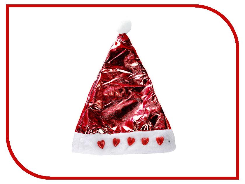 Новогодний сувенир Snowmen Шапка Снегурочки Е50846 Red<br>
