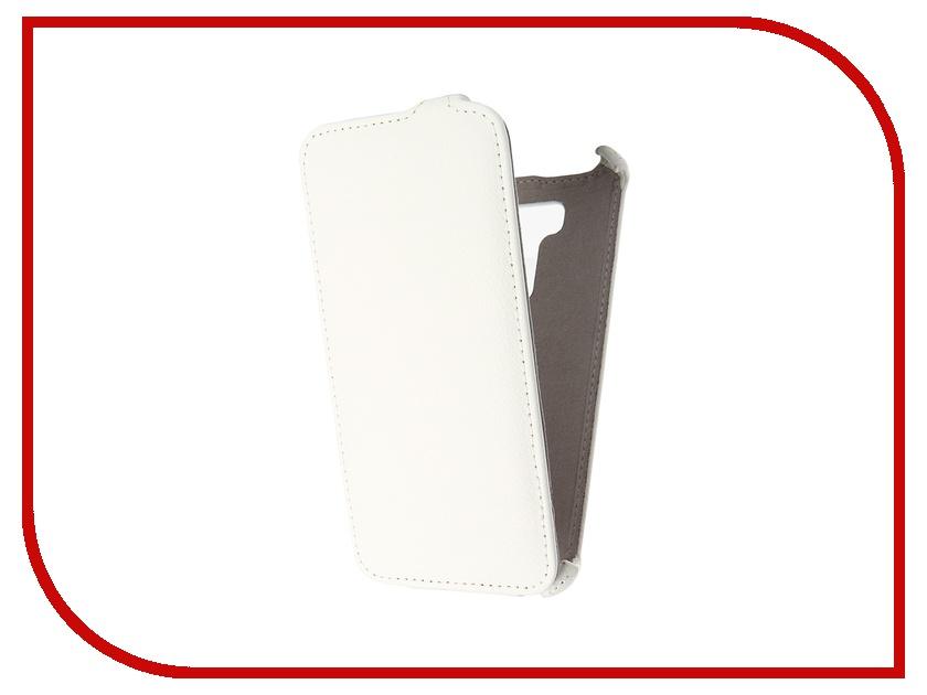 Аксессуар Чехол ASUS ZenFone 2 Laser ZE550KL 5.5 Activ Flip Leather White 52770<br>