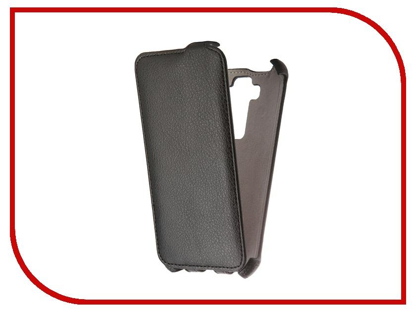 Аксессуар Чехол ASUS ZenFone 2 Laser ZE500KL 5.0 Activ Flip Leather Black 52647<br>