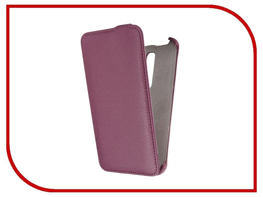 ��������� ����� ASUS Zenfone 2 ZE551ML 5.5 Activ Flip Leather Violet 52633