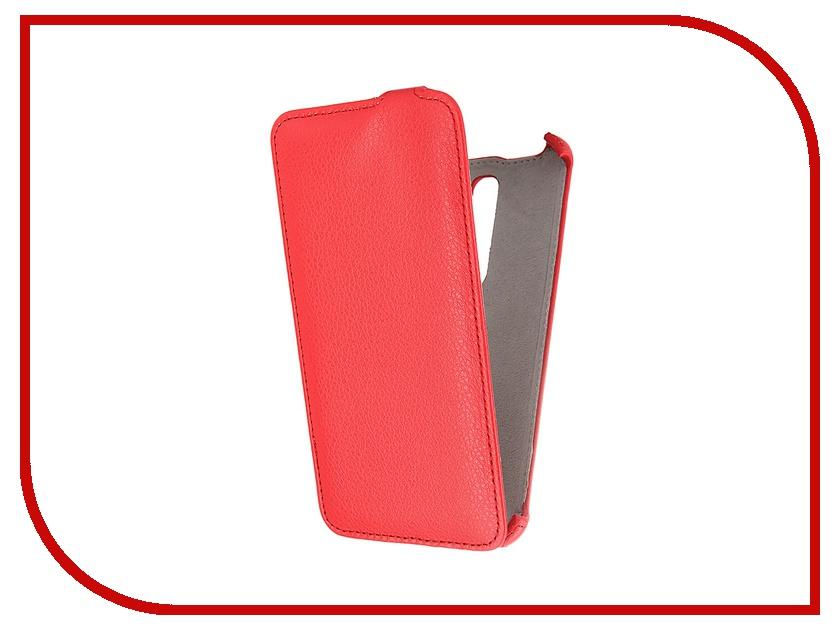 ��������� ����� ASUS Zenfone 2 ZE551ML 5.5 Activ Flip Leather Red 46486