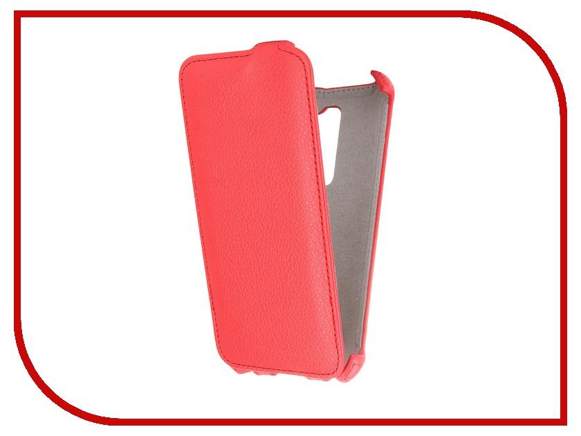 ��������� ����� ASUS Zenfone 2 ZE500CL 5.0 Activ Flip Leather Red 52636