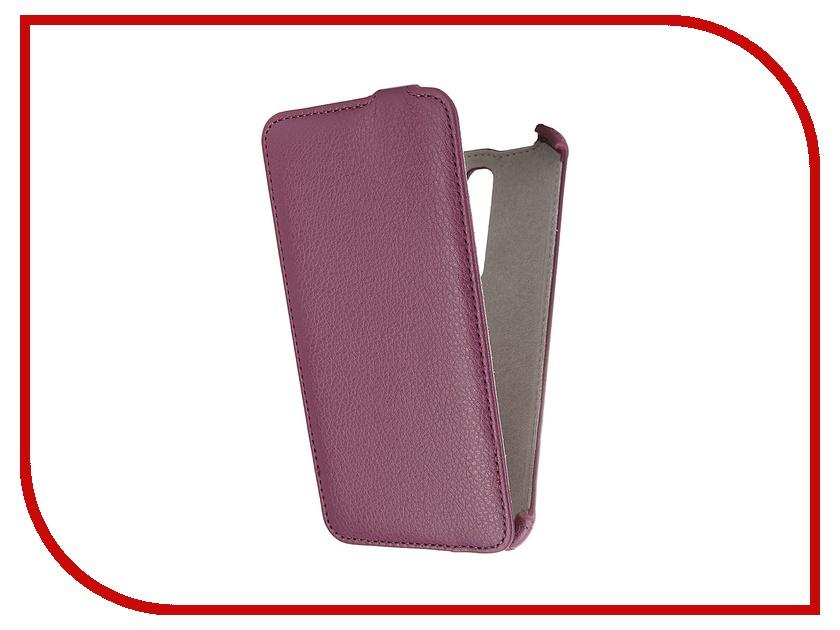 Аксессуар Чехол ASUS ZenFone 2 ZE551ML Deluxe Activ Flip Leather Violet 52663<br>