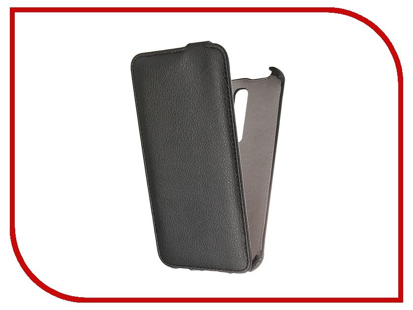 Аксессуар Чехол ASUS ZenFone 2 ZE551ML Deluxe Activ Flip Leather Black 52659<br>