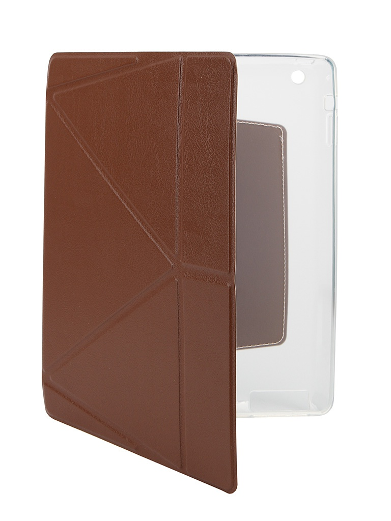 Аксессуар Чехол Activ Origami для APPLE iPad 2/3/4 Brown 54134<br>