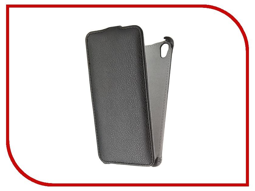 Аксессуар Чехол Sony E6683 Xperia Z5 Dual Activ Flip Leather Black 52712<br>