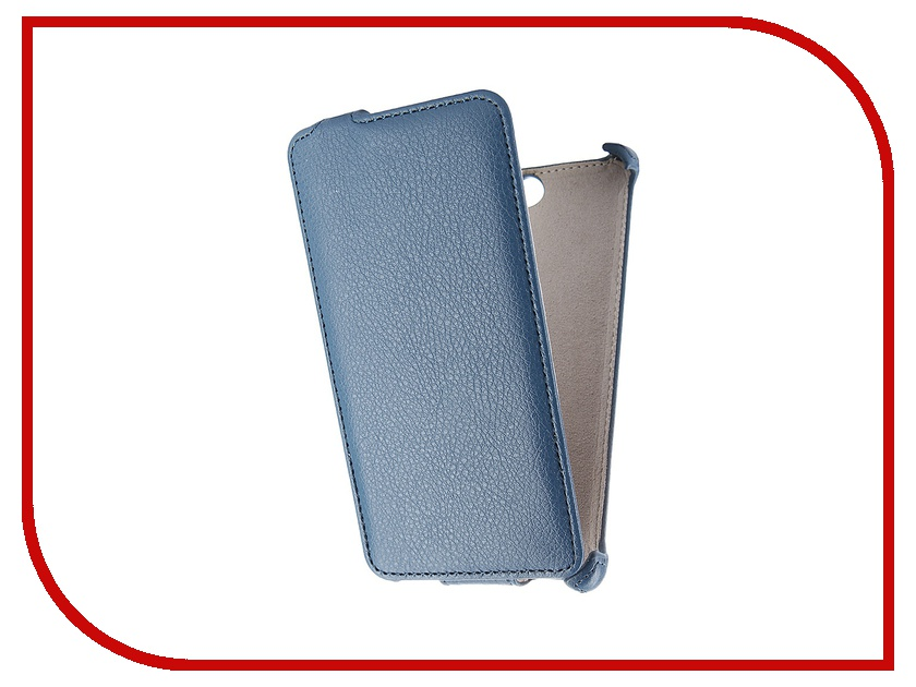 ��������� ����� Philips S396 Activ Flip Leather Blue 52699