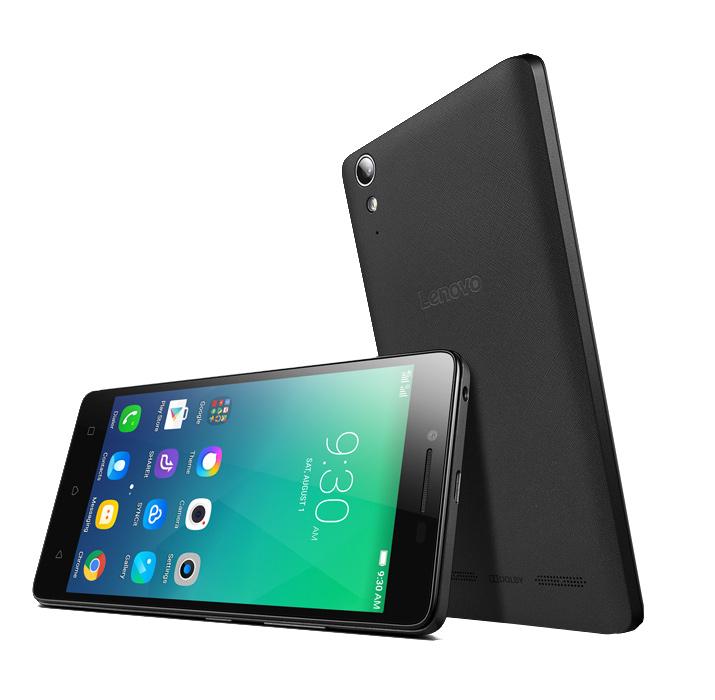 Сотовый телефон Lenovo A6010 16Gb Black