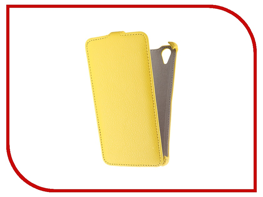 ��������� ����� Fly FS502 Cirrus 1 Activ Flip Leather Yellow 52687