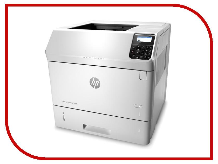 Принтер HP LaserJet Enterprise 600 M605n<br>