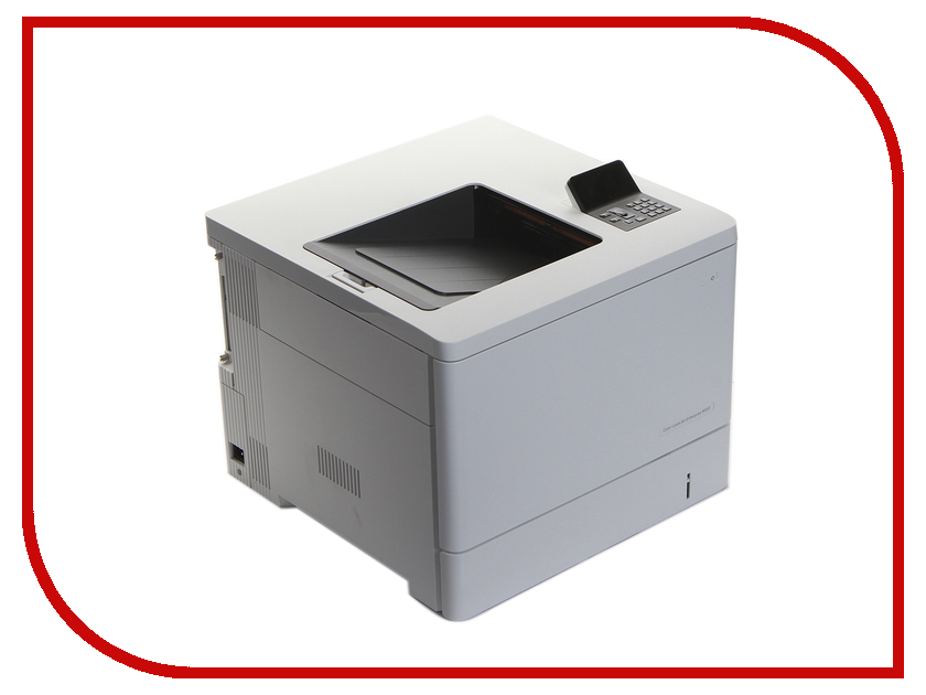 Принтер HP Color LaserJet Enterprise M553n hewlett packard hp color laserjet enterprise m750n d3l08a