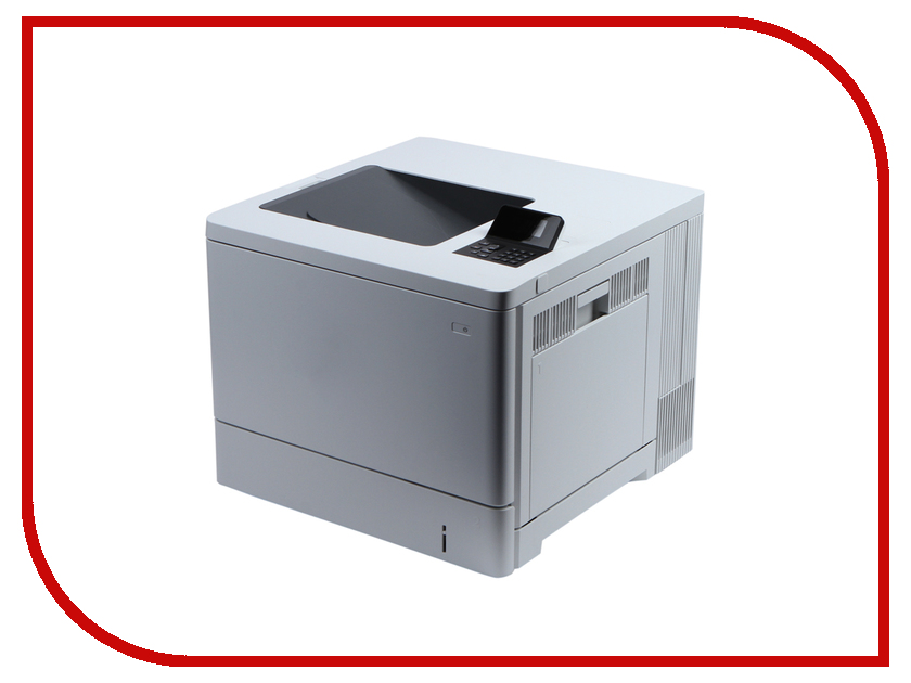 Принтер HP Color LaserJet Enterprise M553dn принтер hp color laserjet enterprise m553dn b5l25a