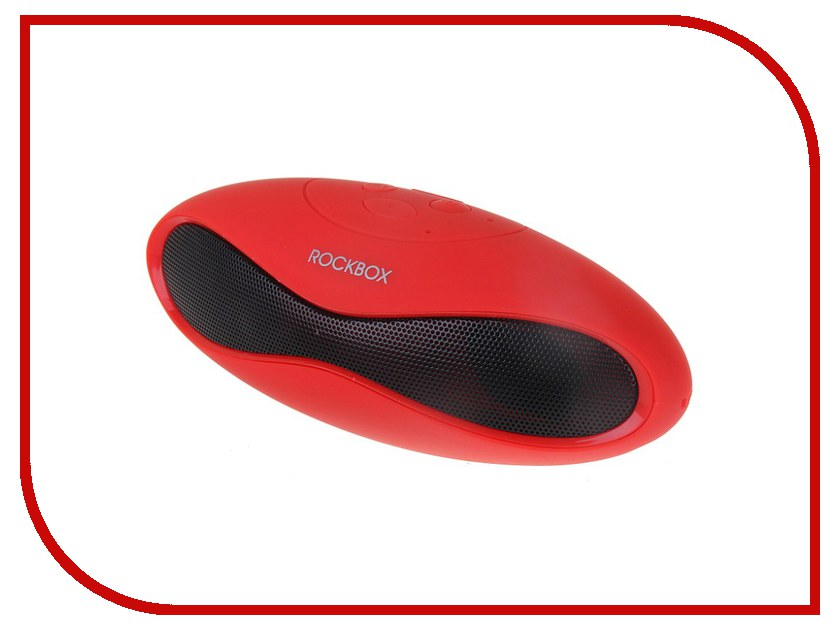 Колонка RockBox Infinity Red 47259<br>