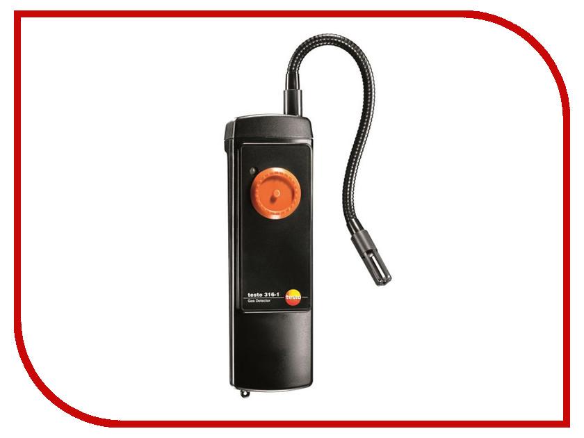 Газоанализатор Testo 316-1  газоанализатор утечек газа testo 317 2