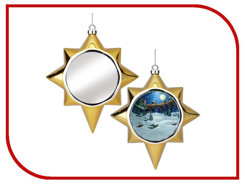 Украшение Mister Christmas Снеговик G14282 13cm