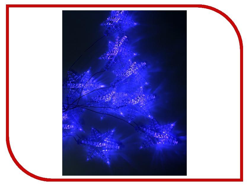 Гирлянда Mister Christmas Снежинка LD-9-6<br>