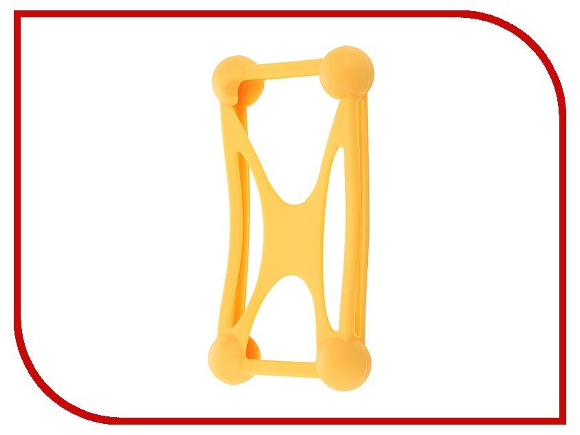 Аксессуар Partner Bumper Case 3.5-5.5-inch Orange ПР033426