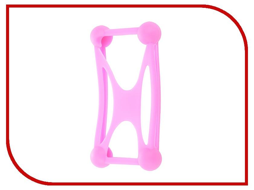 Аксессуар Partner Bumper Case 3.5-5.5-inch Fuchsia ПР033425<br>