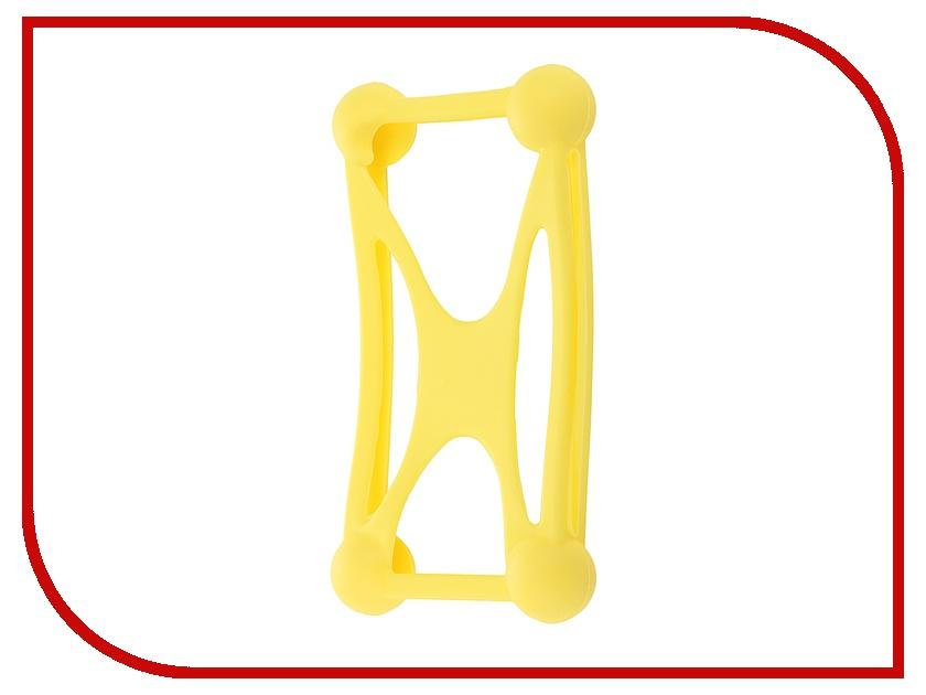 Аксессуар Partner Bumper Case 3.5-5.5-inch Yellow ПР033424<br>