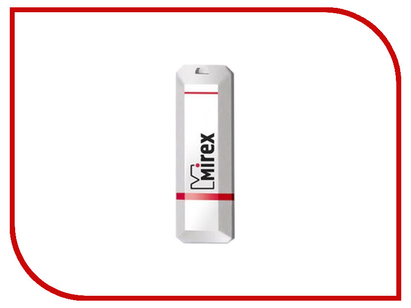 USB Flash Drive 16Gb - Mirex Knight White 13600-FMUKWH16