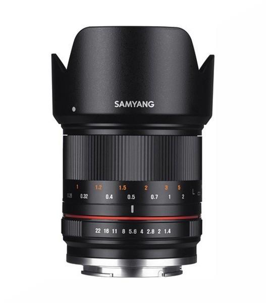 Объектив Samyang FujiFilm X 21 mm f/1.4 ED AS UMC CS от Pleer