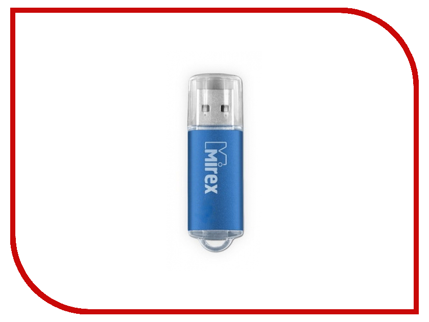 USB Flash Drive 8Gb - Mirex Unit Aqua 13600-FMUAQU08