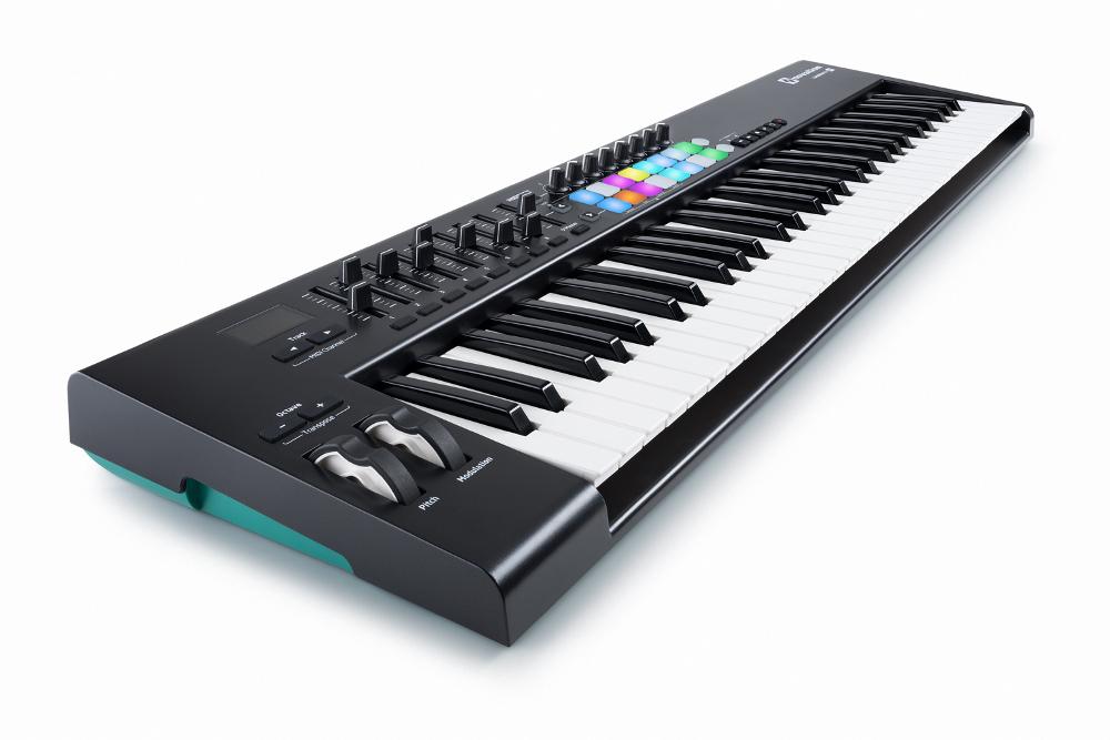 Midi-клавиатура Novation LaunchKey 61 MK2 от Pleer