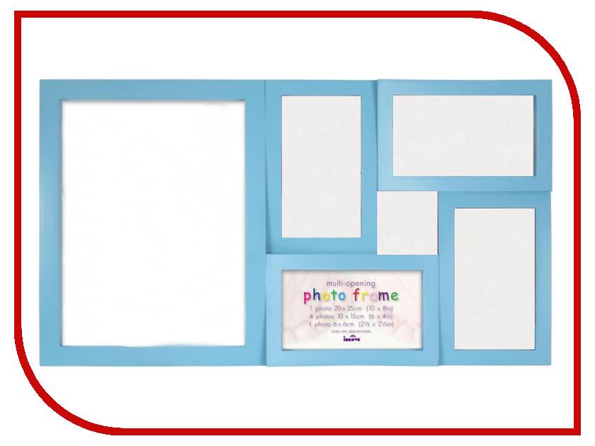 Рамка для фото Innova Maggiore XVI Baby Blue PI03773<br>